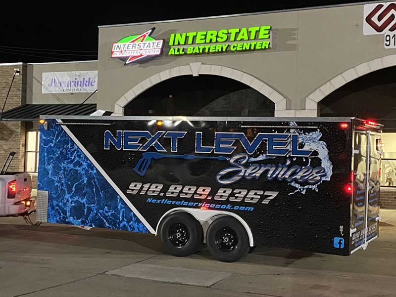 Next Level Services Gallery