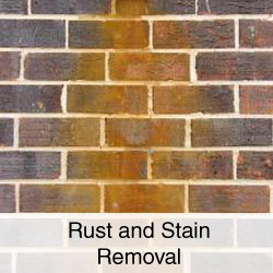 Rust Removal / Stain Removal